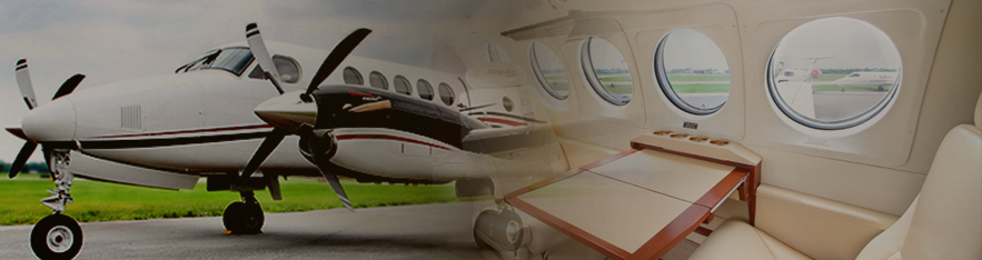 Royal Air Charter Services - Door to Door Personal Service - services-banner