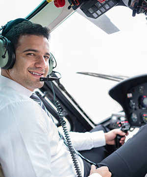 Meet Our Crew: Private Jet Pilots | Royal Air Charter of Michigan - pilot